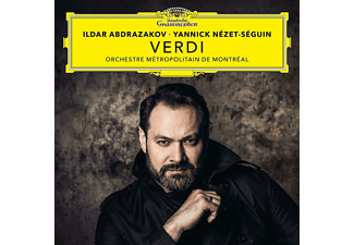 Abdrazakov Ildar, Yannick Nezet Seguin - VERDI  - (CD)