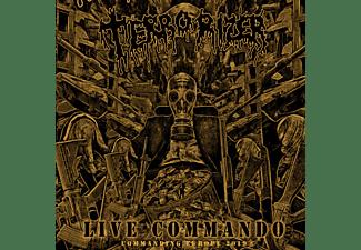 Terrorizer - Live Commando/Commanding Europe 2019 (LP/Black)  - (Vinyl)