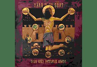Year Of The Goat - Novis Orbis Terrarum Ordinis  - (Vinyl)