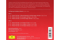 Daniel Barenboim, Kian Soltani, Michael Barenboim - COMPLETE MOZART TRIOS [CD]