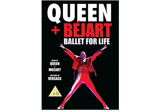 Queen, Maurice Bejart - Ballet For Life  - (DVD)