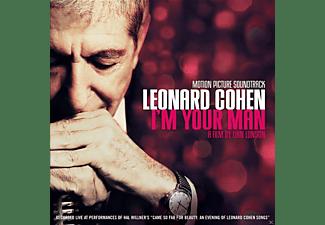 Leonard Cohen - LEONARD COHEN - I M YOUR MAN  - (CD)