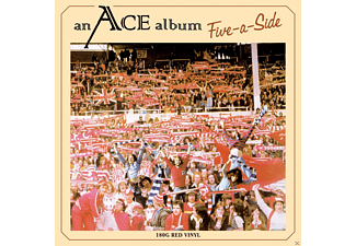 Ace - Five-A-Side  - (Vinyl)