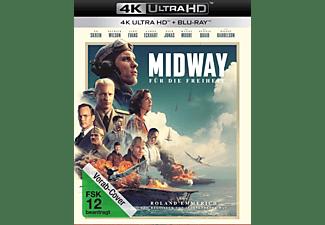 Midway - Für die Freiheit [4K Ultra HD Blu-ray + Blu-ray]