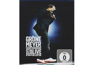 Herbert Grönemeyer - Schiffsverkehr Tour 2011-Live In Leipzig  - (Blu-ray)