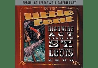 Little Feat - Highway Act Live 2003  - (Vinyl)