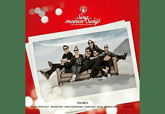 VARIOUS - SING MEINEN SONG - Die Weihnachtsparty VOL.6  - (CD)