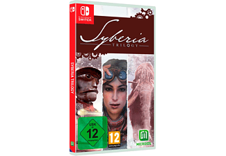 Syberia Trilogy - Definitive Edition - [Nintendo Switch]