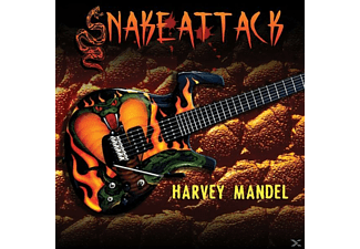 Harvey Mandel - Snake Attack  - (Vinyl)