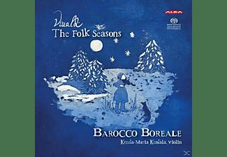 Kreeta-Maria  Kentala - The Folk Season  - (SACD Hybrid)