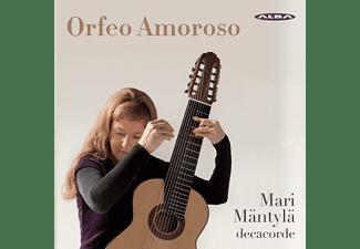 Mari Mantyla - Orfeo Amoroso  - (CD)