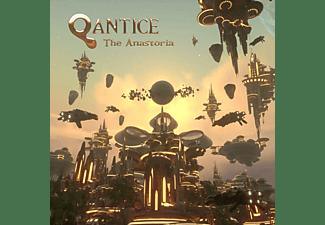 Qantice - The Anastoria (Digipak)  - (CD)