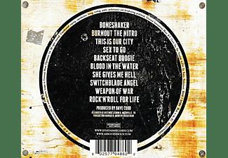 Airbourne - Boneshaker  - (CD)