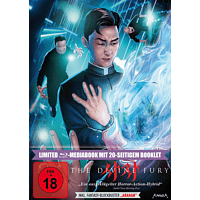 The Divine Fury [Blu-ray]