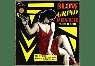 VARIOUS - Slow Grind Fever 09+10  - (CD)