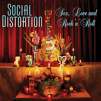 Social Distortion - Sex,Love And Rock 'n' Roll (Vinyl) [Vinyl]