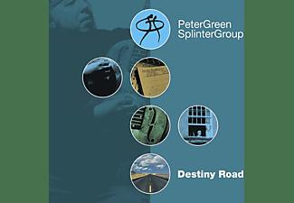Peter Splinter Group Green - Destiny Road  - (CD)