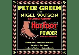 GREEN,PETER&WATSON,NIGEL - Hot Foot Powder  - (CD)