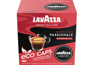 LAVAZZA 8970 A Modo Mio ECO Espresso Passionale Kaffeekapseln (Espresso)