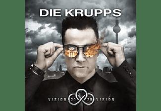Die Krupps - Vision 2020 Vision  - (CD + DVD Video)