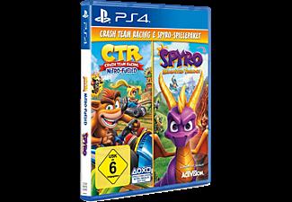 Spyro Reignited Trilogy + Crash Team Racing Nitro Fueled Bundle - [PlayStation 4]