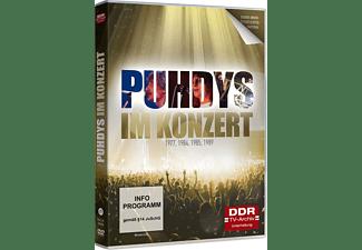 - Im Konzert: Puhdys  - (DVD)