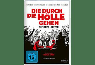 Die durch die Hölle gehen DVD