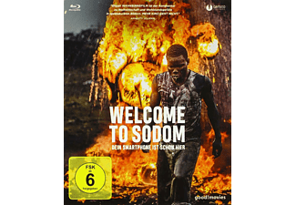 Welcome to Sodom Blu-ray