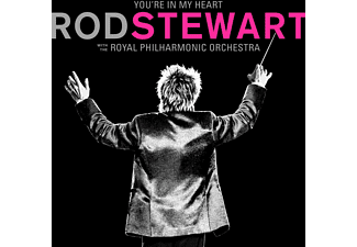 Rod Stewart With The Royal Philharmonic Orchestra - You're In My Heart (Deluxe Edition) (CD)