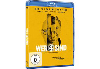 Wer 4 sind - Die fantastischen Vier Blu-ray