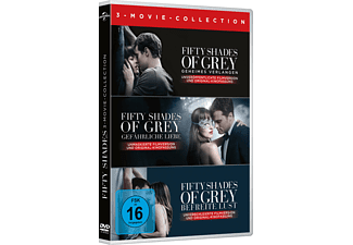 Fifty Shades of Grey - 3-Movie Collection DVD