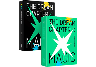 Tomorrow X Together - The Dream Chapter: Magic (CD + könyv)