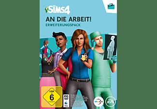 Die Sims 4: An die Arbeit (Erweiterungspack) (Code in der Box) - [PC]