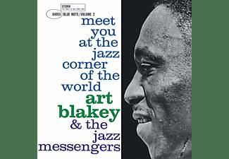 Art Blakey - Meet You At The Jazz Corner Of The World Vol.1  - (Vinyl)