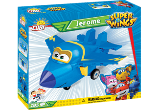 COBI Super Wings JEROME 182 TEILE Bausatz, Mehrfarbig