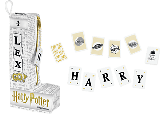 WINNING MOVES LEX GO! – Harry Potter Gesellschaftsspiel Mehrfarbig