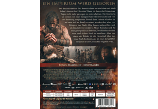 The First King-Romulus & Remus DVD
