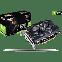 INNO3D GeForce RTX 2060 COMPACT 6GB (N20601-06D6-1710VA20) (NVIDIA, Grafikkarte)