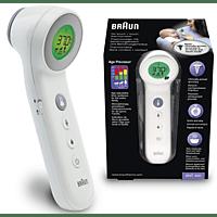 BRAUN Berührungsfreies Stirnthermometer NTF3000