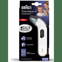BRAUN Braun ThermoScan® 3 Ohrthermometer, IRT3030