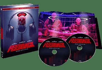 Feedback-Sende Oder Stirb (Mediabook) Blu-ray + DVD
