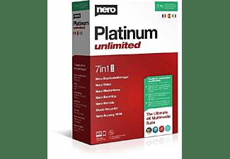 Software - NERO Platinum Unlimited