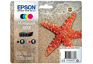 Pack cartuchos - Epson Multipack 4 Colores 603 Ink