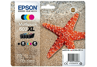 Pack cartuchos - Epson Multipack 4 Colores 603XL Ink