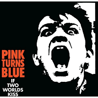 Pink Turns Blue - If Two Worlds Kiss (Ltd.Clear Blue Vinyl) [Vinyl]
