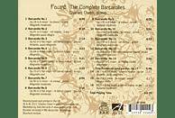 Charles Owen - Complete Barcarolles & Trois Romances Sans Paroles [CD]