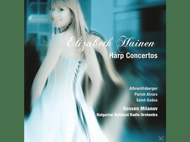Elizabeth Hainen - Harp Concertos [CD]