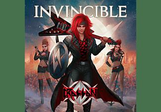 Crosson - Invincible  - (CD)