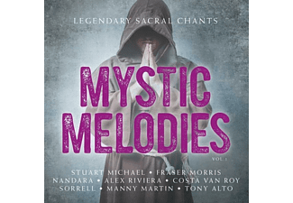 VARIOUS - Mystic Melodies Vol. 1 - Legendary Sacral Chants  - (CD)