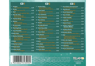 VARIOUS - Die dt.Disco Charts:Die ultimative Schlager Party  - (CD)